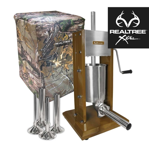 Realtree Outfitters 7 lb Vertical Sausage Stuffer