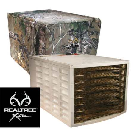 Realtree Outfitters 8 Tray Dehydrator