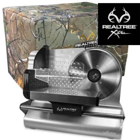 Realtree Outfitters 7 1/2 inch Meat Slicer