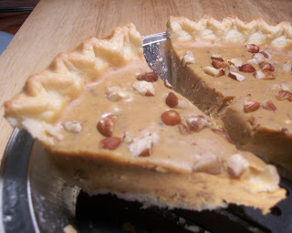 Turkey Day with a Twist: Pumpkin Tart with a Roma by Weston Sauce Maker & Food Strainer
