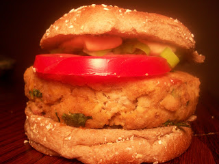 Turkey Day Leftovers: Turkey Burgers with a Weston Burger Press
