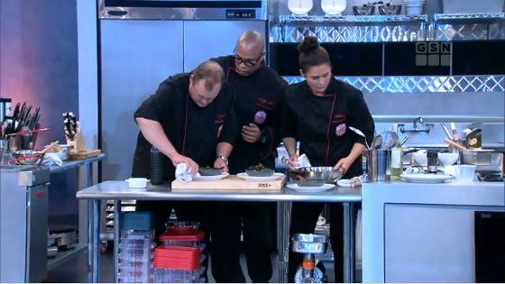 Weston Products on GSN's 'Beat the Chefs'