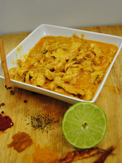 Indian Curry with the Weston Food Mill: Butter Chicken Masala