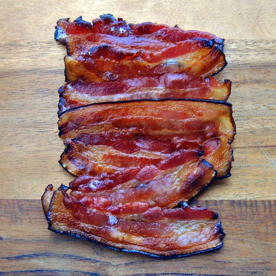 Espresso Maple Bacon — From Scratch