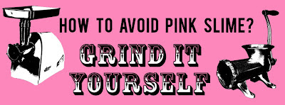 Avoid Pink Slime - Grind it Yourself