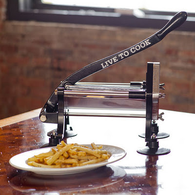 Michael Symon Live to Cook French Fry Cutter by Weston