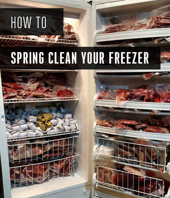 #TipTuesday: How to Spring Clean Your Freezer