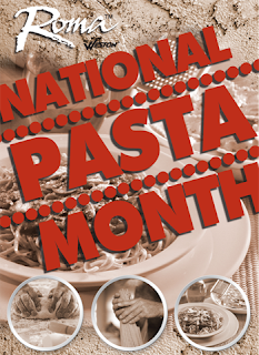 Happy National Pasta Month!