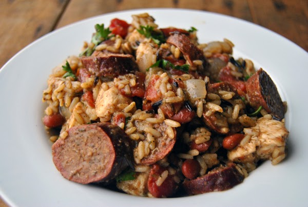 How to Make Homemade Jambalaya
