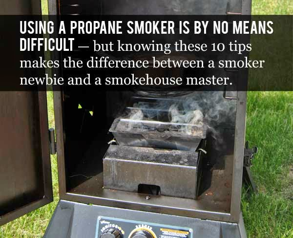 10 Tips for Smoker Success