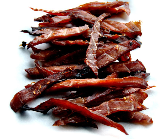 Chicken Jerky Recipe