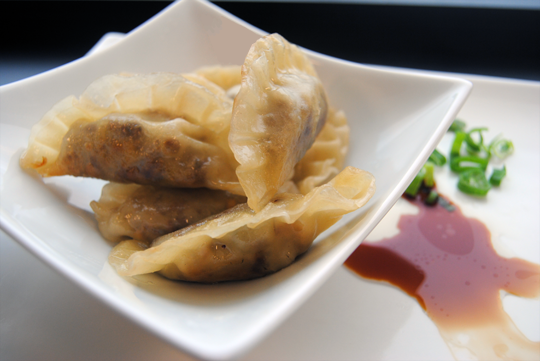 Lamb Pot Stickers with Roma Ravioli Makers, the Weston Food Grinder and Weston Cabbage Shredder