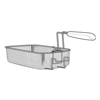 Get parts for Deep-Fryer-Small-Basket-15-cup 03-1301