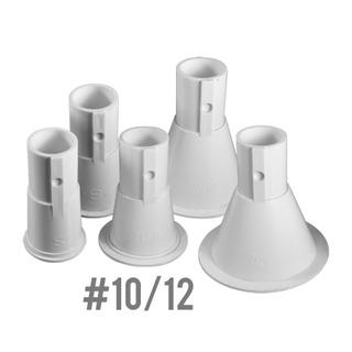 Get parts for #10/12 Grinder Funnel, Auto Patty Maker 07-0927