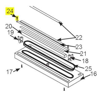 Get parts for Screw for Heating Element, Pro Vacuum Sealers 08-0428