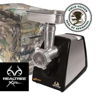 Get parts for Realtree Outfitters 650 Watt Meat Grinder (33-0801-RT)