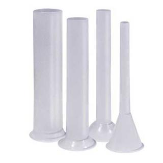 Get parts for Stuffer 5# & 11# - Funnel Set, 4pc kit, Plastic (73-0520)