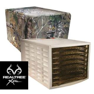 Get parts for Realtree Outfitters 8 Tray Dehydrator (75-0101-RT)