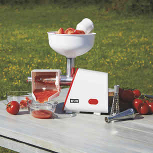 Purchase Electric Tomato Strainer now