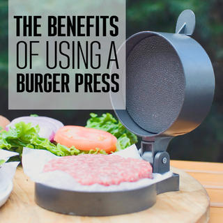 The Benefits of Using a Burger Press icon