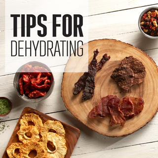 Tips For Dehydrating icon