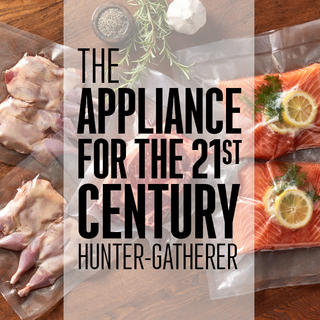 The Appliance for the 21st Century Hunter-Gatherer  icon