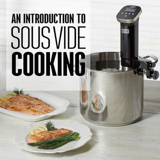 An Introduction to Sous Vide Cooking  icon